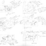First rough thumbnail ideas