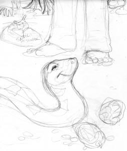 Ruff-Snake&Snail756
